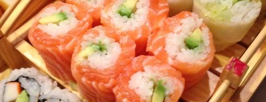 Sushi Express 33 is one of Gespeicherte Orte von Ka0nashi 🎀 Vero.