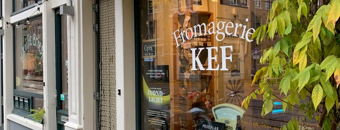 Fromagerie Kef is one of AMS.