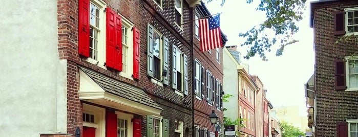 Elfreth's Alley Museum is one of Philadelphia, PA.