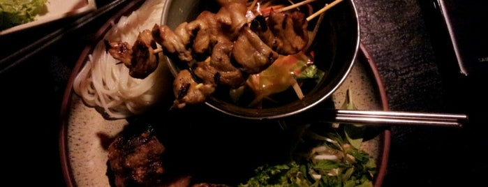 Green Bamboo is one of Hipster Food @ Baires.