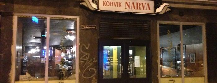 Kohvik Narva is one of Cafes in Tallinn.