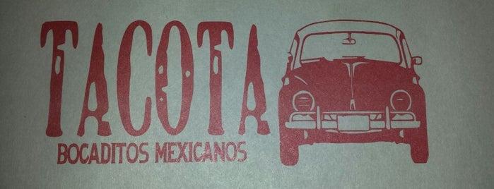 Tacota is one of Adri : понравившиеся места.