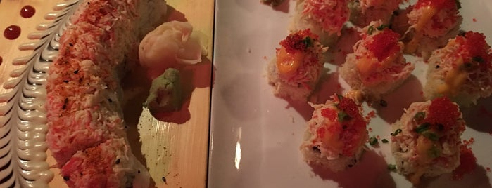 Gari Sushi is one of สถานที่ที่ M. Wayne ถูกใจ.