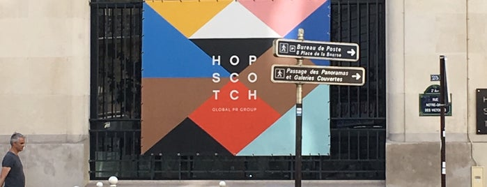 Hopscotch Groupe is one of paris.