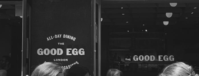 The Good Egg is one of United Kingdom 🇬🇧 (Part 2).