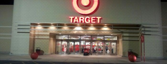Target is one of Sergio M. 🇲🇽🇧🇷🇱🇷'ın Beğendiği Mekanlar.