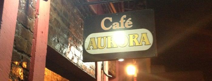 Café Aurora is one of Must-visit Nightlife Spots in São Paulo.