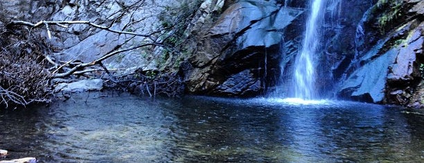 Sturtevant Falls is one of LA.