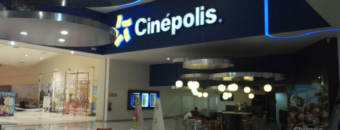 Cinépolis is one of Juan Fco Arriaga C 님이 좋아한 장소.