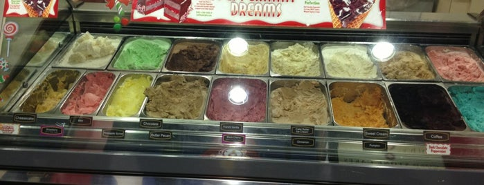 Cold Stone Creamery is one of Posti che sono piaciuti a Gozde Basak.
