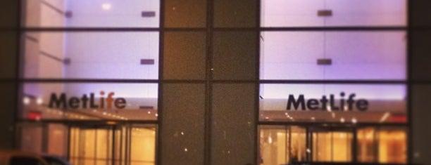 MetLife Building is one of Mayorship....