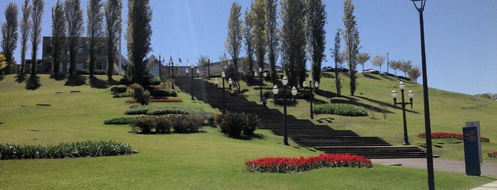 Fiep - Federação das Indústrias do Estado do Paraná - Campus da Indústria is one of Bons lugares.