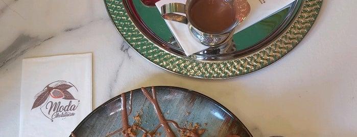 Moda Chocolate and Breakfast is one of Tolga : понравившиеся места.