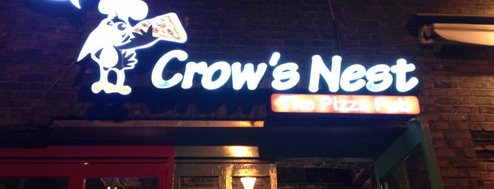 Crow's Nest : The Pizza Pub is one of get around SEOUL*.