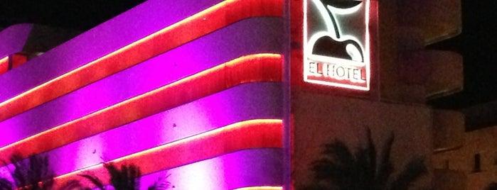 El Hotel Pacha is one of Hoteles en España.