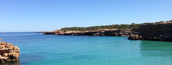 Cala Comte is one of Ibiza EDM Summer.