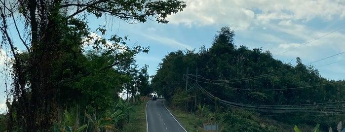 ถนนลอยฟ้าดอยภูคา is one of พะเยา แพร่ น่าน อุตรดิตถ์.
