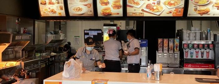 McDonald's is one of Lieux qui ont plu à Yodpha.
