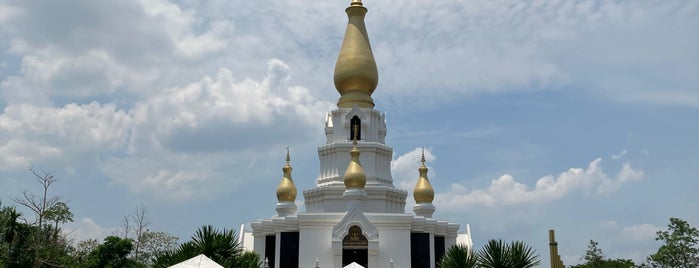 Wat Aranya Banpot is one of เลย, หนองบัวลำภู, อุดร, หนองคาย.
