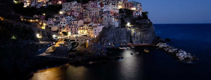 Nessun Dorma is one of Cinque terre.