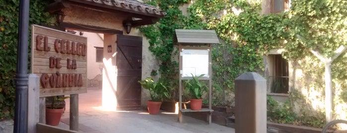 El Celler de la Guardia is one of Restaurantes.