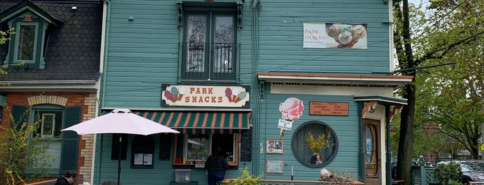 Park Snacks is one of Toronto.