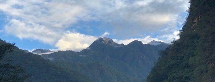 Aguas Calientes / Machu Picchu Pueblo is one of Lugares guardados de Fabio.