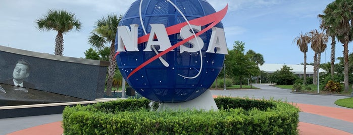 NASA Meatball is one of Kennedy Space Center.
