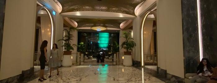 Jumeirah Al Naseem is one of Dubai's must places.