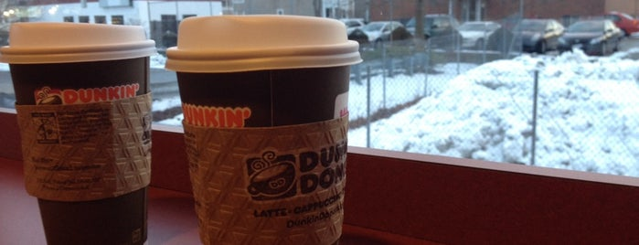 Dunkin' is one of Boston 2014/2015.