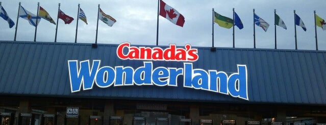 Canada's Wonderland is one of World Heritage Sites!!!.