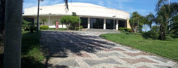 Centro de Convenções Luís Eduardo Magalhães is one of Marcos's Liked Places.