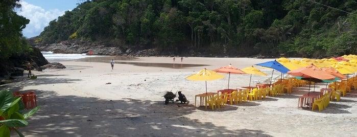 Praia da Ribeira is one of Costa do Dendê.