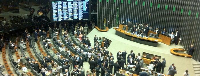 Plenário Ulysses Guimarães is one of Locais curtidos por Rosana.