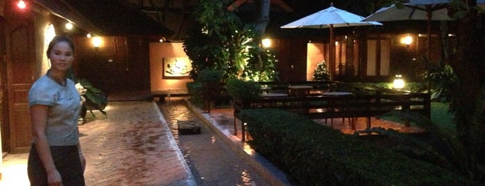 The Oasis Spa is one of Lugares favoritos de SV.