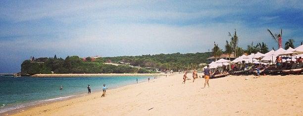 The St. Regis Bali Resort is one of Bali.