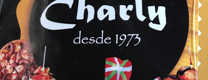 Bar Charly is one of Bilbao.