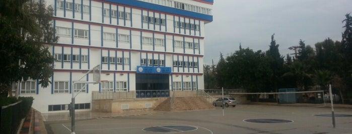 Akev Koleji is one of Özgür'un Beğendiği Mekanlar.