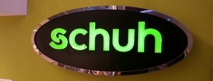 schuh is one of London shopping..