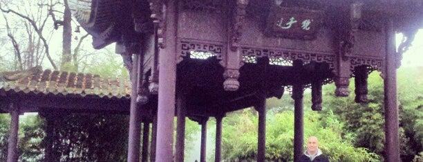 Chinesischer Garten is one of Foursquare Best Of Frankfurt: Parks und Plätze.