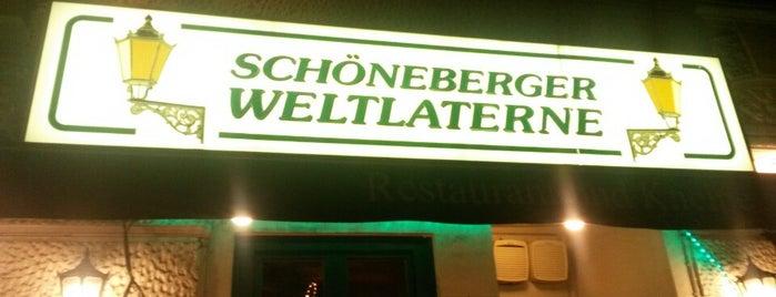 Schöneberger Weltlaterne is one of Orte, die Social Media gefallen.