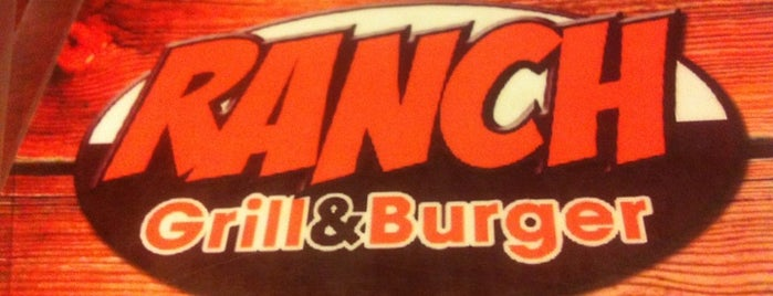 Ranch Grill & Burger is one of Stephania 님이 좋아한 장소.