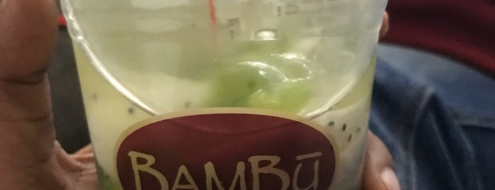 Bambu is one of Would visit.