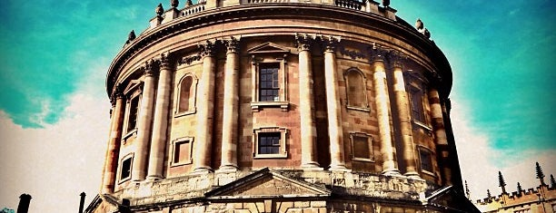 Radcliffe Camera is one of London Favorites.