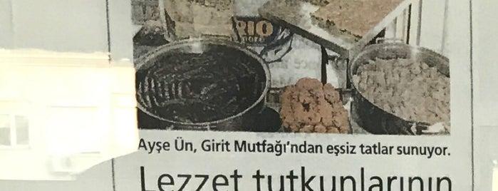Girit Mutfağı is one of İzmir.