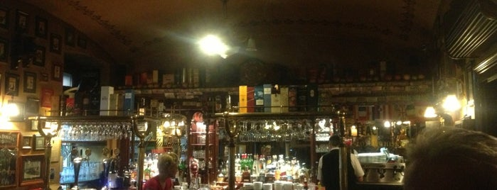 Old Pharmacy Pub is one of ZGB.