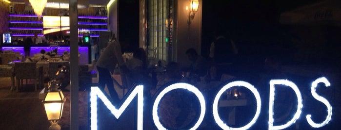 İn The Moods is one of ANTALYA YEMEK MEKANLARI 🍴🍗🍲🍳🍝🍜🍩🍰🍕🍔🍤🍦🍨.