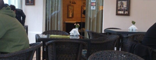 Qubernator Cafe is one of Baku, AZ.