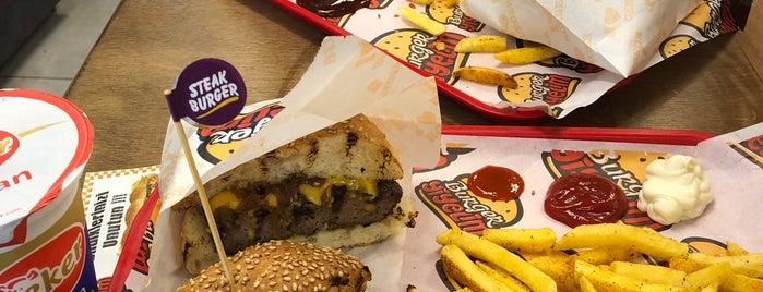 Burger Yiyelim is one of สถานที่ที่ özge ถูกใจ.