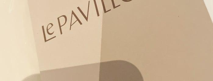 Le Pavillon is one of Anniv.